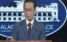 Ceremonial Signing ni Pangulong Duterte sa 2019 National Budget sa Lunes, hindi na tuloy - Malacañang