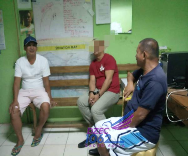 School principal arestado sa buy bust operation sa Calbayog City, Samar.