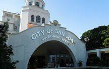 Bagong Hall of Justice ng San Juan City, malapit nang matapos