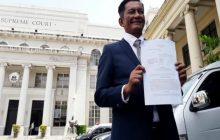 Albay 2nd Representative  Joey Salceda hiniling sa Korte Suprema na ipatigil ang implementasyon ng MMDA sa provincial bus ban sa EDSA