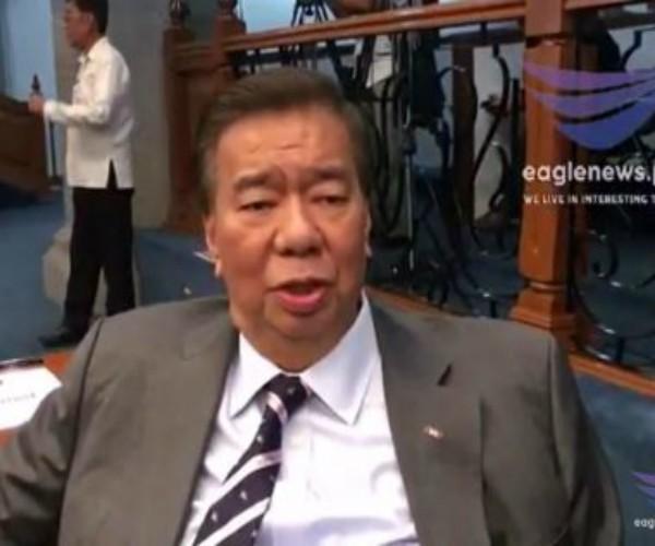 Senador Drilon kukumbinsihin si Senador Pangilinan na irekonsidera ang pagbibitiw sa Liberal Party