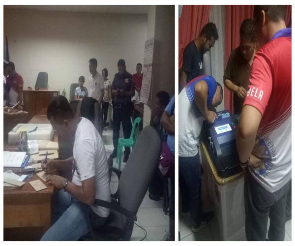 Special elections sa Jones,  Isabela na isang election hotspot, payapang naisagawa. Mga nanalo, naiproklama na