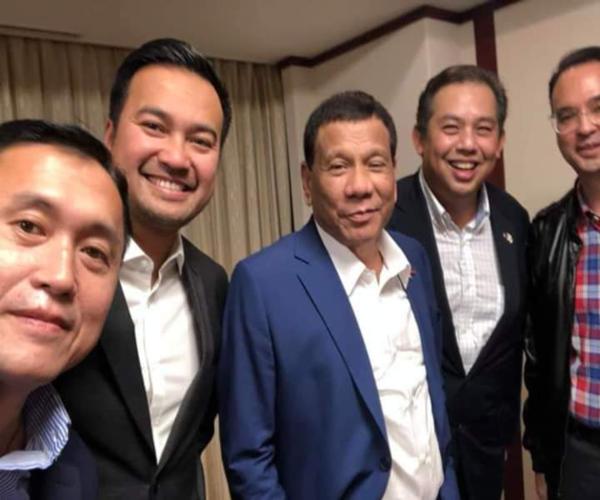 3 kongresistang gustong maging House Speaker niligawan si Pangulong Duterte sa Japan para makuha ang basbas
