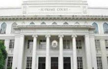 Korte Suprema inabisuhan ang mga pumasa sa 2018 Bar exams na hanggang June 10 na lang ang pagkuha ng kanilang clearance