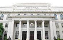 Korte Suprema pinaboran ang mosyon ng dalawang kandidato sa Negros Occidental laban sa pagdiskwalipika sa kanila ng COMELEC dahil sa paggamit ng lumang COCs