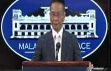 Gastos sa eleksyon ng mga kandidato, dapat sagot ng gobyerno para maiwasan ang overspending- Malakanyang