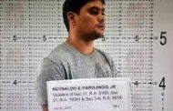 Quezon City RTC hinatulang guilty si Reynaldo Parojinog Jr. sa kasong illegal possession of drugs