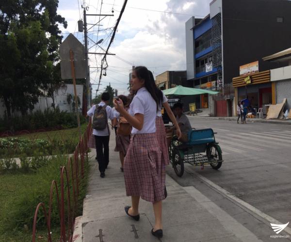 PNP pagtutuunan naman ng pansin ang seguridad sa nalalapit na pasukan ng mga estudyante sa susunod na buwan