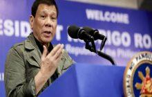 Pangulong Duterte, nakiusap sa mga kandidato na ibigay ang kalayaan sa mga bontante na makaboto ng maayos sa darating na eleksyon