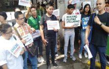 Grupong Tanggol Wika naghain ng liham-protesta sa Supreme Court dahil sa pagpapatibay sa CHED memorandum na nagaalis sa Filipino at panitikan sa core courses sa kolehiyo