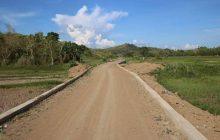 Bagong daan sa isang isolated na barangay sa Samar, binuksan na ng DPWH