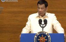 Department Secretaries nagbibigay na ng kanilang mga inputs para sa pag-draft ng SONA speech ni Pangulong Duterte sa susunod na buwan