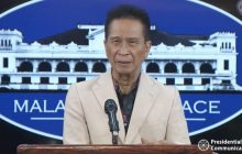 Pangulong Duterte, hindi takot sa Impeach - Malakanyang