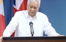 Dating DFA Sec. Albert del Rosario, umalma sa pagkansela ng DFA sa kaniyang diplomatic passport