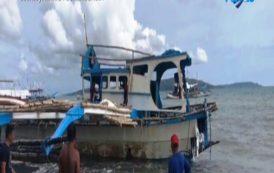 Barko ng Filipino fishermen hindi pinalubog ng Chinese vessel