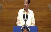 Paghahanda para sa SONA ni Pangulong Duterte, sinimulan na