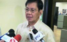Senador Panfilo Lacson itinangging pumo-postura na sa 2020 elections