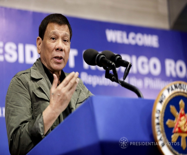 Pangulong Duterte, mayroon nang itatalagang House Speaker