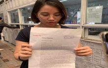 Isang grupo ng kabataan hiniling sa DOJ na ibasura ang sedition case laban kay VP Leni Robredo