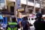 Mayor Isko Moreno, pumalag matapos hindi agad papasukin ang mga pulis sa niloobang branch ng Metrobank