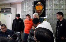 Naarestong kapwa akusado ni Senador Leila De Lima na si Jose Adrian Dera, iniharap sa media ng NBI
