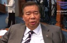 Resolusyon para imbestigahan ang nakatakdang pagpapalaya kay dating Calauan, Laguna mayor Antonio Sanchez, ihahain sa Senado