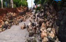 Pinsala ng lindol sa Batanes, umabot na sa halos 230 milyong piso- DPWH