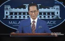 Malakanyang, nagpaabot na ng pakikiramay sa pamilya ng mga namatay sa paglubog ng pampasaherong bangka sa Iloilo at Guimaras strait