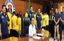 35 suspek na naaresto sa operasyon ng MPD sa Baseco at Parola, ipinrisinta ni Mayor Isko Moreno