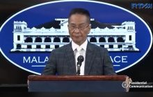 Malakanyang, nanindigang may ligal na basehan ang arrest order ni Pangulong Duterte sa mga bilanggong napalaya dahil sa GCTA Law