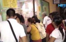 Huling araw ng voter's registration ng Comelec, dinagsa