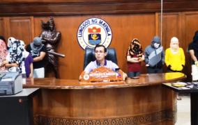 Ilang malls sa Maynila, binalaang ipasasara kung magpapatuloy ang bentahan ng mga nakaw na cellphone