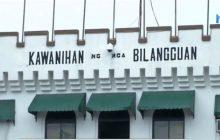 Bilang ng mga napalayang convicts na natitirang beberipikahin ng BI kung nakaalis na ng bansa, umaabot na lang sa 126