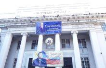 Korte Suprema, natanggap na ang appointment papers ni Justice Diosdado Peralta bilang bagong Punonng Mahistrado