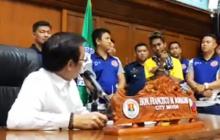 Isa sa mga notoryus na holdaper sa mga bumibiyaheng trak sa R10 sa Tondo, Maynila, arestado