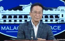 Malakanyang ayaw pang kumpirmahin ang appointment ni Justice Diosdado Peralta bilang bagong Chief Justice