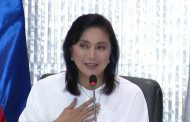 VP Robredo, hindi na umano kailangang pagsabihan pa sa pagsasapubliko ng mga Classified information sa isyu ng War on Drugs
